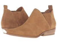 Kendall Kylie Violet New Sattel Suede Women's Shoes Tan