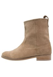 Kiomi Boots Biscuit Taupe