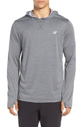 The North Face Men's 'Reactor' Training Hoodie Tnf Medium Grey Heather Grey
