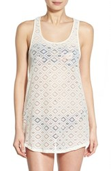 Women's Roxy Lace Racerback Cover Up