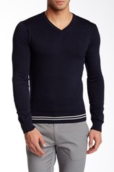 Bonobos The Knockdown V Neck Sweater Multi