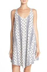 Women's Lucky Brand Racerback Print Jersey Chemise