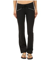 Kuhl M Va Zip Pants Raven Women's Casual Pants Black