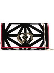 Dsquared2 'Dd' Crossbody Bag White