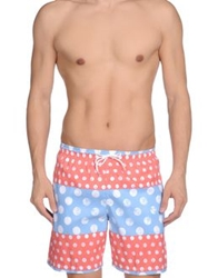 Franks Swimming Trunks Sky Blue