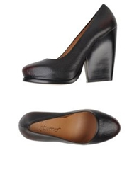 Eva Turner Pumps Black
