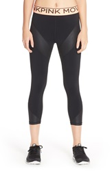Minkpink 'Time To Move' Leggings Black Neon