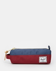 Settlement Pencil Case Red