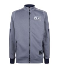 Under Armour Underarmour Cassius Clay Zip Up Jacket Male Grey