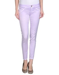 Jcolor Casual Pants Lilac