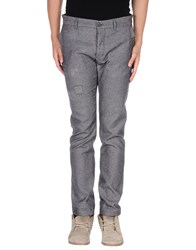 Iceberg Trousers Casual Trousers Men Grey