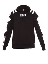 Hood By Air Fracture Hooded Sweatshirt