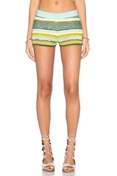 Goddis Woodstock Short Green