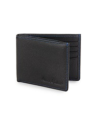 Robert Graham Pratt Leather Wallet Black