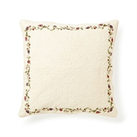 Embroidered Flower Cushion Cushions Bedroom Zara Home Nederland