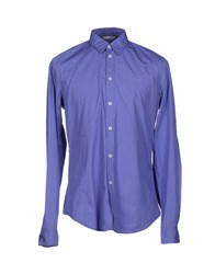 Gas Jeans Gas Shirts Shirts Men Purple