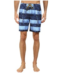 Reef Torn Salvage Boardshorts Blue Men's Swimwear