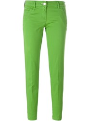 Jacob Cohen Skinny Jeans Green