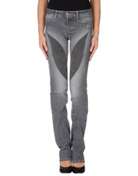 9.2 By Carlo Chionna Denim Pants Grey
