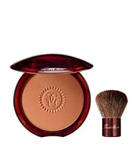 Guerlain Terracotta Bronzing Powder And Kabuki Brush Female