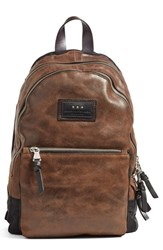 John Varvatos Men's Star Usa 'Gibson' Suede Backpack
