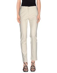 Incotex Denim Denim Trousers Women Ivory