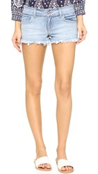 Siwy Camilla Cutoff Shorts Cool Water