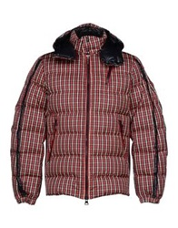 Club Des Sports Down Jackets Red