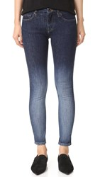 Victoria Beckham Ankle Slim Jeans Midnight Ombre