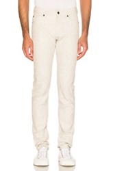Naked And Famous Denim Super Skinny Guy In Neutrals Gray Neutrals Gray