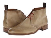 Massimo Matteo Double Strap Dress Boot Miele Men's Boots Taupe