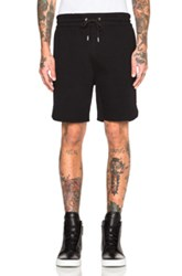 Helmut Lang Padded Jersey Running Shorts In Black