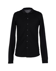 Tombolini Shirts Black