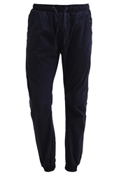 Urban Classics Trousers Navy Dark Blue