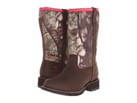 Ariat Fatbaby All Weather Palm Brown Camo Neoprene Cowboy Boots
