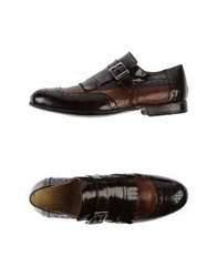 Alexander Hotto Moccasins Dark Brown