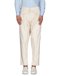 Imperial Star Imperial Trousers Casual Trousers Men Ivory