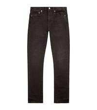 Paul Smith Ps By Slim Leg Jeans Male Dark Grey