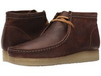 Clarks Wallabee Boot Bronze Brown Men's Lace Up Boots