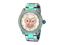 Betsey Johnson Bj00019 73 Rainbow Owl Rainbow Watches Multi