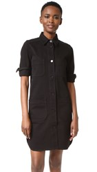 Stella Mccartney Denim Dress Black