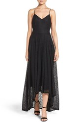 Ali And Jay Women's Lace Fit Flare Maxi Dress