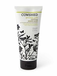 Cowshed Grumpy Cow Uplifting Shower Scrub One Colour