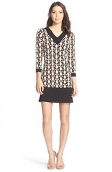 Women's Leota Geo Print Jersey Shift Dress