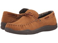 Acorn Wearabout Camp Moc W Firmcore Cigar Men's Slip On Shoes Brown
