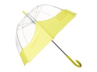 Hunter Original Moustache Bubble Yellow Chartreuse Umbrella
