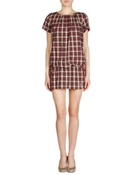 Atelier Fixdesign Short Dresses Garnet