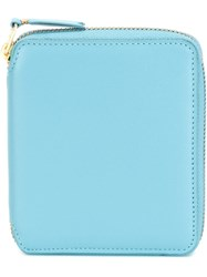 Comme Des Gara Ons Wallet Small Wallet Blue