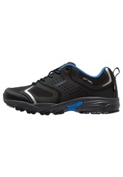 Kangaroos Hiking Shoes Black Royal Blue