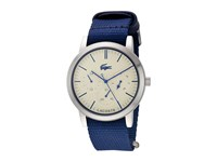Lacoste 2010875 Metro Stainless Steel Watches Silver